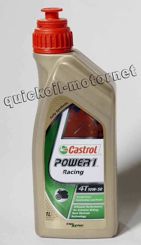 Castrol Power1 Racing 4T 10W50 1l