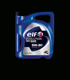 Elf Evolution 900 SXR 5w30 4l
