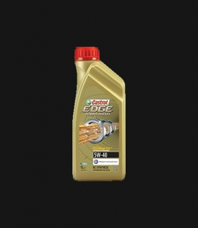 Castrol EDGE 5W40 Turbo Diesel 1l