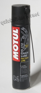 Motul C4 Chain Lube Factory Line 400ml  400 ml