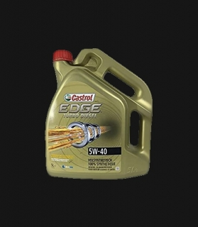 Castrol EDGE 5W40 Turbo Diesel 5L